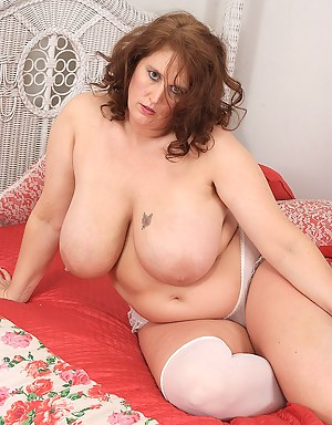 BBW Big Boobs Porn Pictures