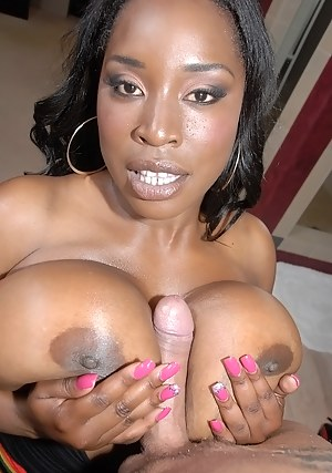 Big Boobs Reverse Interracial Porn Pictures