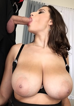 Big Boobs Blowjob Porn Pictures